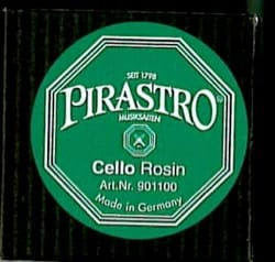 Accessoire pour Violoncelle - Rosin PIRASTRO Dark CELLO for VIOLONCELLE - Accessory - di-arezzo.co.uk