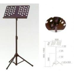 Accessoire pour Musicien - Pupitre tablette Perforée - Accessoire - di-arezzo.fr