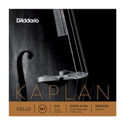 Cordes pour Violoncelle - CELLO SET 4/4 KAPLAN - MEDIUM Pull - Accessory - di-arezzo.com