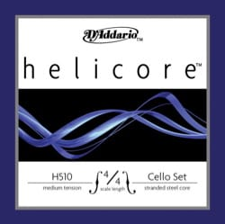 Cordes pour Violoncelle - CELLO SET 4/4 HELICORE - MEDIUM Pull - Accessory - di-arezzo.co.uk