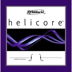Cordes pour Violoncelle - ADDARIO String Set for VIOLONCELLE 1/2 HELICORE ™ - MEDIUM Tie - Accessory - di-arezzo.co.uk