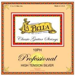 Cordes pour Guitare - Juego de cuerdas para guitarra profesional LA BELLA 10PH - Accesorio - di-arezzo.es