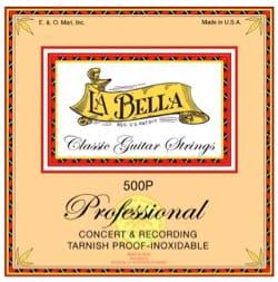 Cordes pour Guitare - LA BELLA L500P Professional Guitar String Set - Accessory - di-arezzo.co.uk