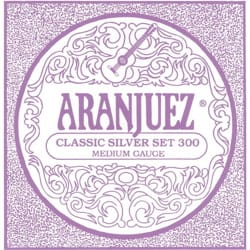 Cordes pour Guitare ARANJUEZ - ARANJUEZ AR300 Guitar String Set - Accessory - di-arezzo.co.uk