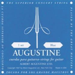 Cordes pour Guitare AUGUSTINE - AUGUSTINE Blue Guitar String Set - Accesorio - di-arezzo.es