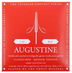 Cordes pour Guitare AUGUSTINE - AUGUSTINE Classical Guitar String Set for Normal Guitar - Accessory - di-arezzo.com