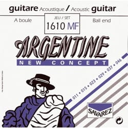 Cordes pour Guitare Manouche - Argentina Strings Gypsy Guitar with Light Ball 011-046 - Accessory - di-arezzo.com