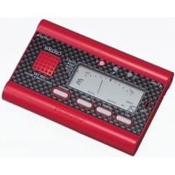 Accordeur pour Guitare et Basse - SAT100 RED SEIKO - Tuner for GUITAR and BASS - Accessory - di-arezzo.co.uk