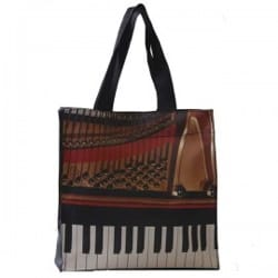 Cadeaux - Musique - Piano nylon bag - Accessory - di-arezzo.co.uk
