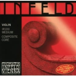 Cordes pour Violon INFELD - THOMASTIK Violin String Set Infeld Red Hybrid Core - Accessory - di-arezzo.com