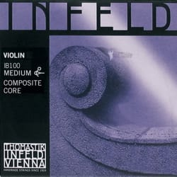 Cordes pour Violon INFELD - THOMASTIK INFELD VIOLIN STRINGS SET Blue Hybrid Core - Accesorio - di-arezzo.es
