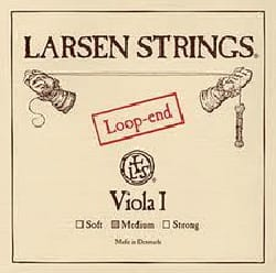 Cordes pour Alto - String Set for ALTO LARSEN Multifilament-Fiberkern - Accessory - di-arezzo.co.uk