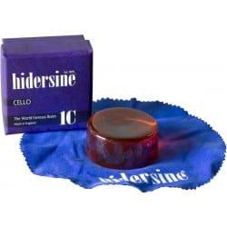 Colophane Hidersine Violoncelle Noir 1C laflutedepan
