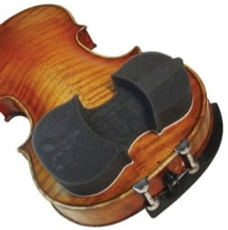Accessoire pour instrument à cordes - ACOUSTA GRIP - Violin Cushion 'Concert performer' black Size 1/2, 3/4, 4 - Accessory - di-arezzo.co.uk