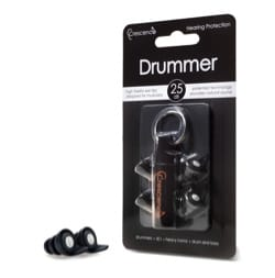 Protection auditive Drummer Pro - 25dB laflutedepan