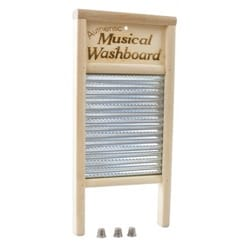 Washboard - Instrument Instrument de Musique : Washboard laflutedepan