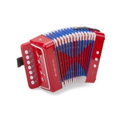 Jeu Musical pour enfant - Red Accordion New Classic Toys - Accessory - di-arezzo.co.uk