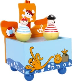 Jeu musical pour enfant - Pirati Music Box - Accessorio - di-arezzo.it