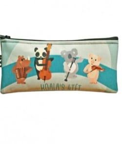 Cadeaux - Musique - Trousse - Koala's 4tet - Accessoire - di-arezzo.fr