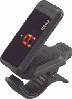 Accordeur pour Guitare - Korg Pitchclip Clamp Guitar Tuner - Accessory - di-arezzo.co.uk