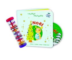 Jeu musical pour enfant - Christmas Lot Rain Stick - Accessory - di-arezzo.com