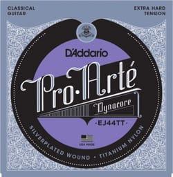 Cordes pour Guitare Classique - ADDARIO PRO ARTE String Set - Extra Hard / DynaCore Composite-Titanium - Accessory - di-arezzo.co.uk