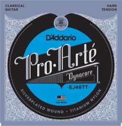 Cordes pour Guitare Classique - ADDARIO PRO ARTE String Set - Hard / DynaCore Composite-Titanium - Accessory - di-arezzo.co.uk