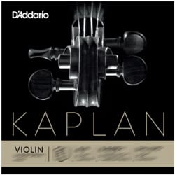 Cordes pour Violon KAPLAN - Kaplan Solutions MI Violin Rope 4/4 Medium Pull (anti-whistling) - Accessory - di-arezzo.co.uk