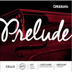Cordes pour Violoncelle - LA Cello Prelude 1/4 string - Accessory - di-arezzo.co.uk