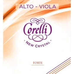 Cordes pour Alto - String of re for viola Corelli Crystal pulling strong - Accessory - di-arezzo.com