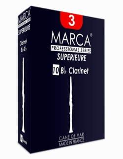 Anche Marca Superieure pour Clarinette Sib force 2.5 laflutedepan