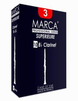 Anche Marca Superieure pour Clarinette Sib force 3,5 laflutedepan
