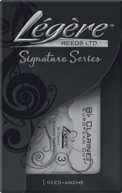 Anche pour Clarinette Sib LÉGÈRE™ - Bb Clarinet Light Reed (ALE-BBES3) - European Cut - Strength 3 - Accessory - di-arezzo.com