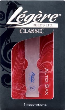 Anche pour Saxophone Alto LÉGÈRE™ - Light Alto Saxophone Reed (ALE-AS275) - Classic - Strength 2.75 - Accessory - di-arezzo.co.uk