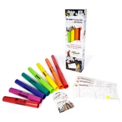 Pack boomwhackers Instrument de Musique : BOOMWHACKERS laflutedepan