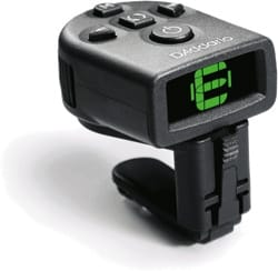 Accordeur pour Guitare - NS Micro Planet Waves Guitar Clamp Tuner - Accessory - di-arezzo.co.uk