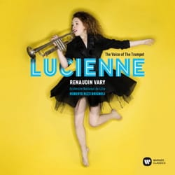 The voice of the trumpet Renaudin Vary Lucienne laflutedepan