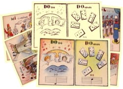 Jeu musical pour enfant - Music Alphabet to Color - Accessory - di-arezzo.com