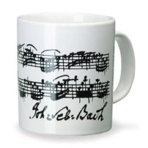 Mug - Tasse Bach - Cadeaux - Musique - Accessoire - laflutedepan.com