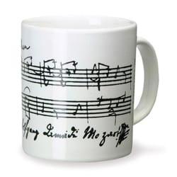 Mug - Tasse Mozart Cadeaux - Musique Accessoire laflutedepan