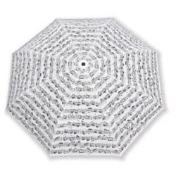 Cadeaux - Musique - Small Umbrella WHITE - Black Music Notes - Accessory - di-arezzo.co.uk