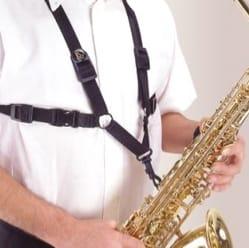 Accessoire pour Saxophone - Harnais STANDARD S40SH BG pour SAXOPHONE - Accessoire - di-arezzo.fr