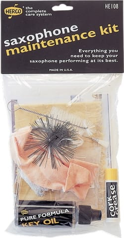 Accessoire pour Saxophone - HERCO maintenance kit for SAXOPHONE - Accessory - di-arezzo.co.uk