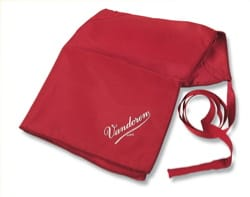 Accessoire pour Clarinette - VANDOREN microfibre swab for CLARINETTE BASSE - Accessory - di-arezzo.co.uk