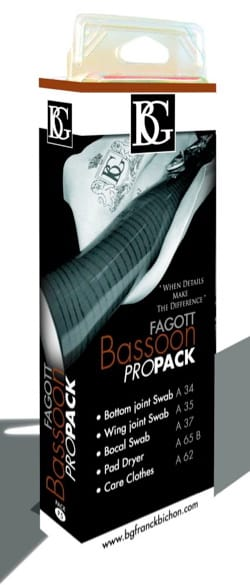 Accessoire pour Basson - BG Maintenance Kit for Bassoon - Accessory - di-arezzo.com