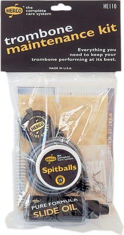 Accessoire pour Trombone - Kit d'entretien HERCO pour TROMBONE - Accessoire - di-arezzo.fr