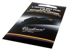 Accessoire pour Instruments à vent - Pastilles VMCX6 VANDOREN protège-becs noires de 0,80mm - Accessoire - di-arezzo.fr