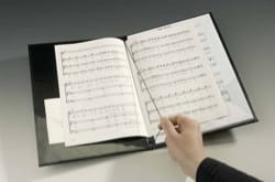 Accessoire pour Chanteur - Sheet Music for Chorister - Accessory - di-arezzo.co.uk