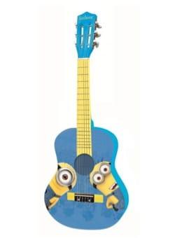 Jeu musical pour enfant - Guitare Acoustique - Minions 78 cm - Accessoire - di-arezzo.fr