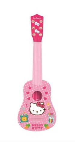 Jeu musical pour enfant - My first Hello Kitty guitar 53 cm - Accessory - di-arezzo.co.uk